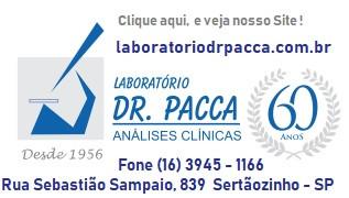 Laboratório Dr Pacca Análises Clínicas