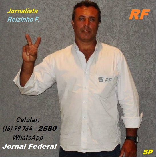 Jornalista Reizinho F. SP 16 99 764 - 2580