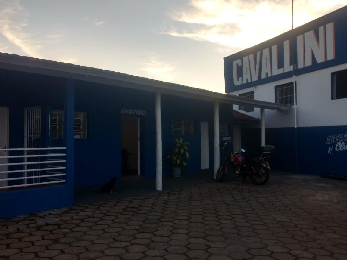 Cavallini Manutenção