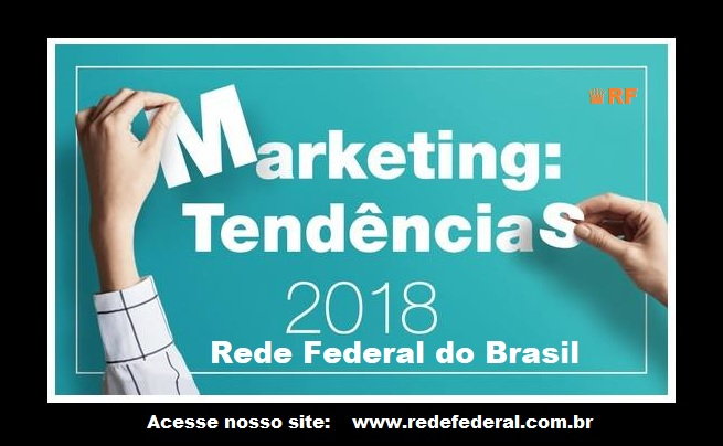 Marketing Tendencia 2018