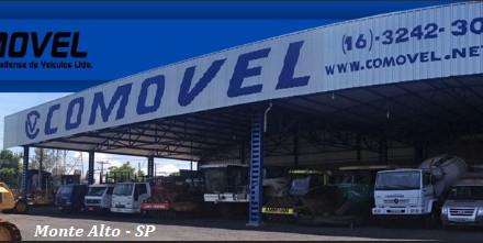 Comovel - Comercial Montealtense de Veículos Ltda. Tel: (16) 3242-3023