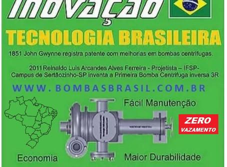 inovação tecnologia brasileira