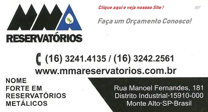 MMA Reservatórios