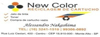 NEW COLOR - MONTE ALTO/SP
