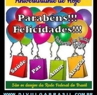 04 de Janeiro de 2020 Parabéns Reizinho pelos 51 anos Reinaldo Luis Arcandes Alves Ferreira 04/01/69