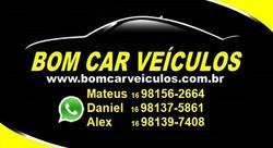 Bom Car Veículos Ribeirão.