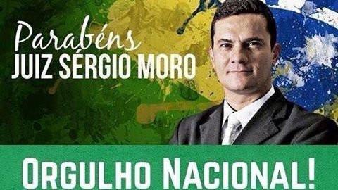 Sergio Moro pede Demissão do Ministério