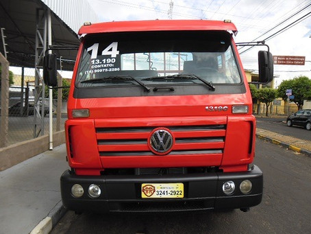 VW 13.190 WORKER 2014 R$ 110.000
