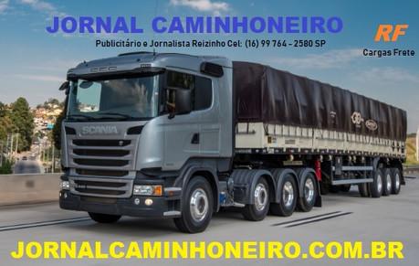 Caminhoneiro Jornal www.jornalcaminhoneiro.com.br