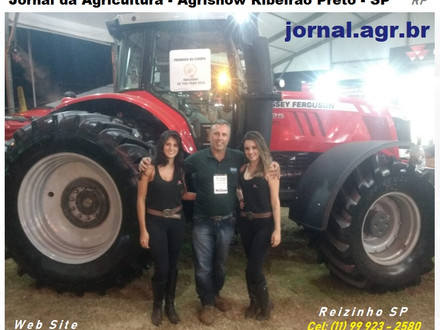 Agrishow Jornal da Agricultura