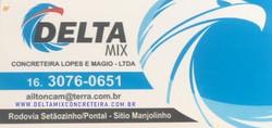 Delta Mix Concreteira Stz