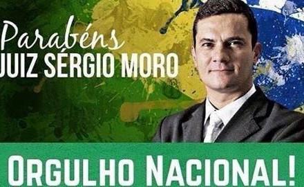 Sérgio Moro pede demissão do Ministério