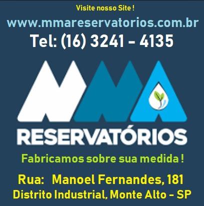 Reservatórios Metalúrgica Monte Alto