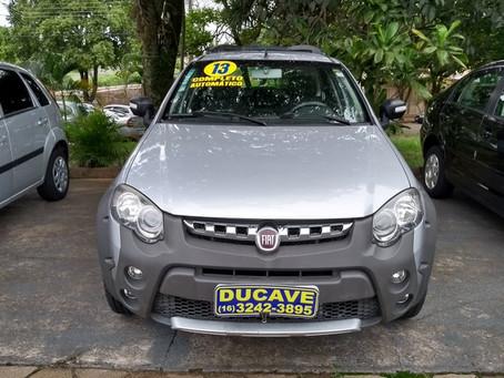 Fiat Palio Weekend Adventure 1.8 Ducave
