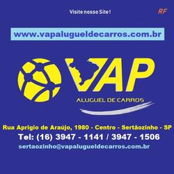 Mkt-RF VAP Aluguel de Carros