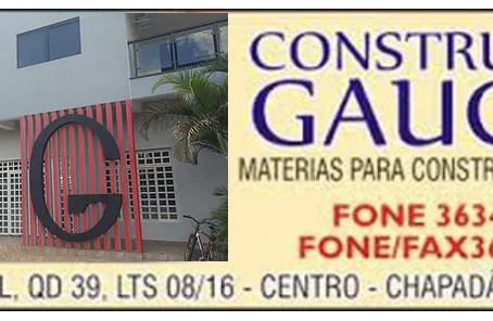 Loja Construtora Gaucha Goiás