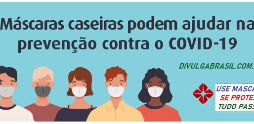 USO OBRIGATÓRIO NO ESTADO DE SÃO PAULO, USE MASCARAS, SE PROTEJA DO COVID-19 CORONAVÍRUS