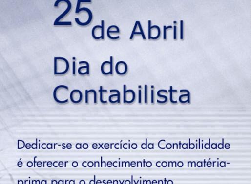 25 de Abril dia do Contabilista