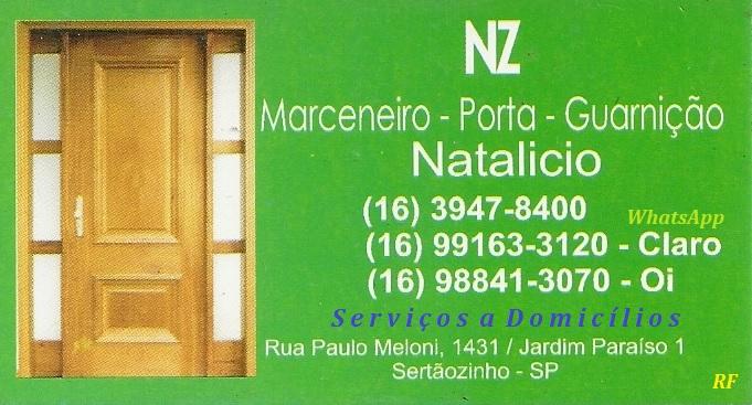 Natalicio Stz Marceneiro