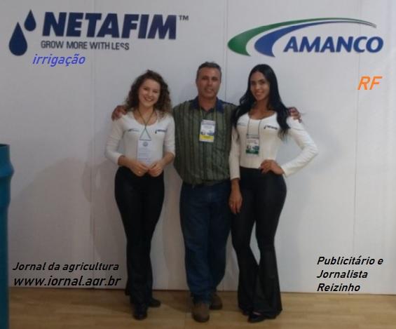 Mkt-RF Netafim - Amanco
