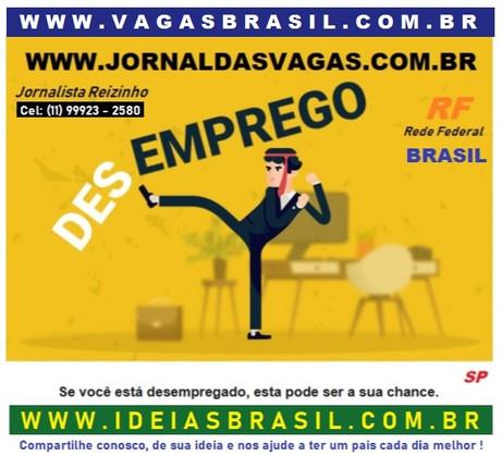 Vagas Brasil - Jornal das Vagas
