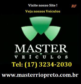 Master Rio Preto Veiculos.Logo