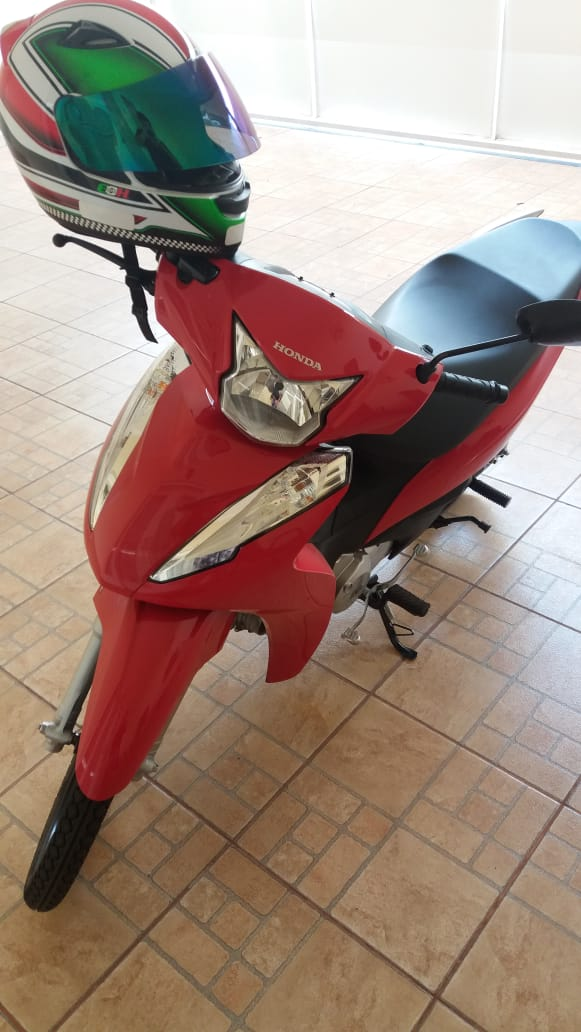 biz 2018 novinha 125 cc