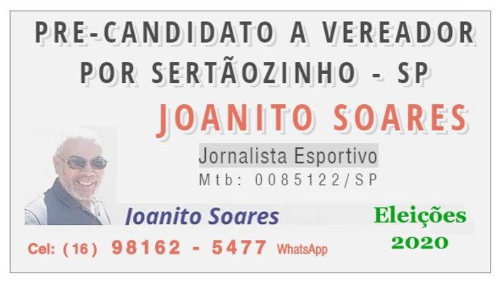 Joanito_Soares_Pre-candidato_a_Vereador_
