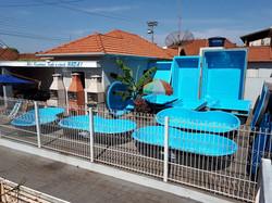 Piscinas Casa Santa Monte Alto