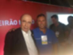 Henrique Meirelles x Jornalista Reizinho