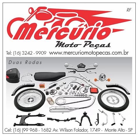 Mercurio Moto Peças