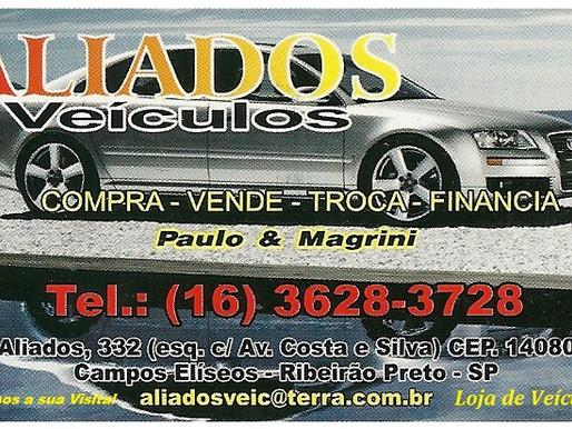 Aliados Veículos Ribeirão