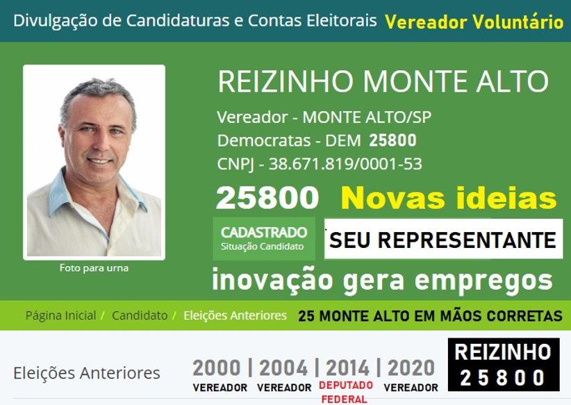 Reizinho_2020_Eleições_Municipal_Verea
