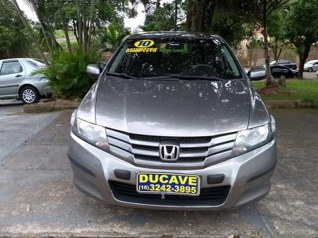 Honda City Lx 1.5 seminovos Ducave