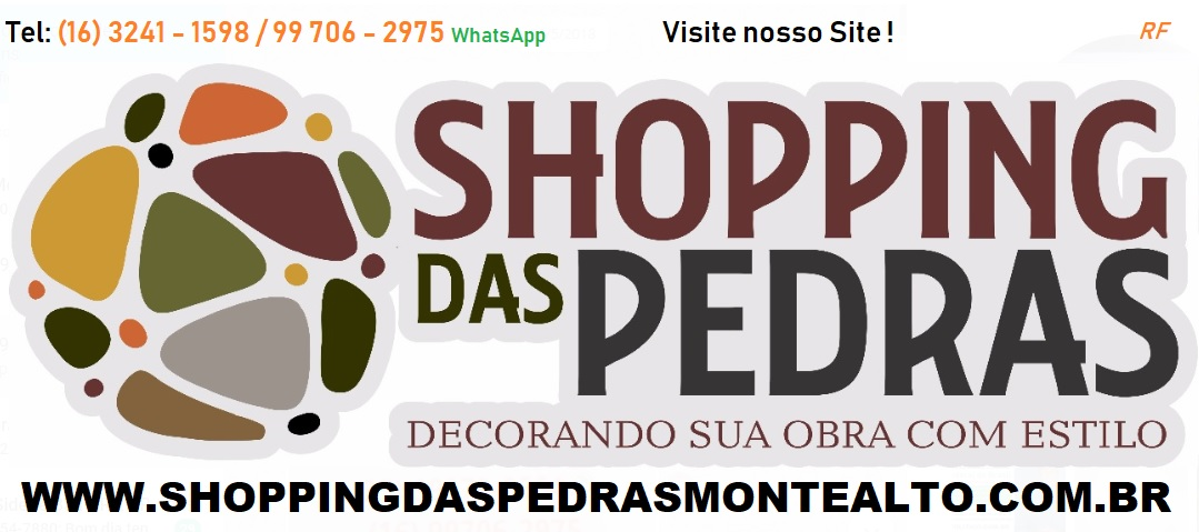 Shopping das Pedras