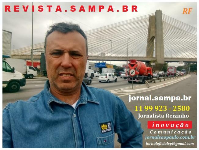 SP 11 99 923 - 2580 Reizinho Jornalista.
