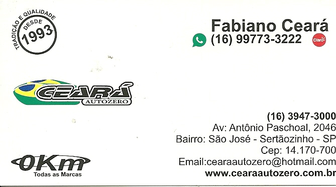 Ceará Autozero