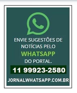 JORNALWHATSAPP.COM.BR 11 99923-2580 SP R