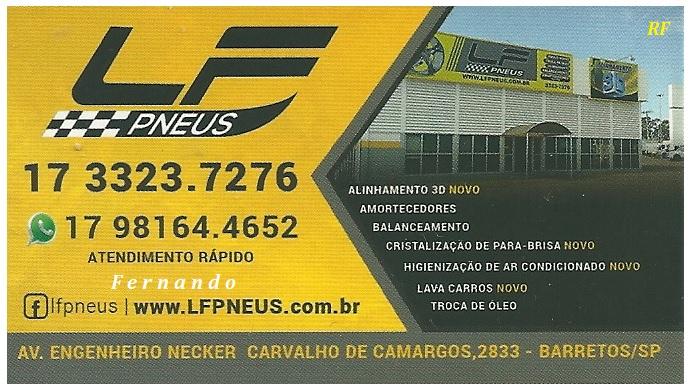 LF Pneus Fernando