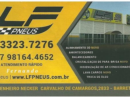 LF Pneus Barretos