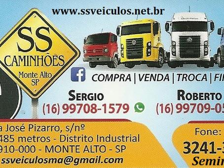 SS Veículos Monte Alto
