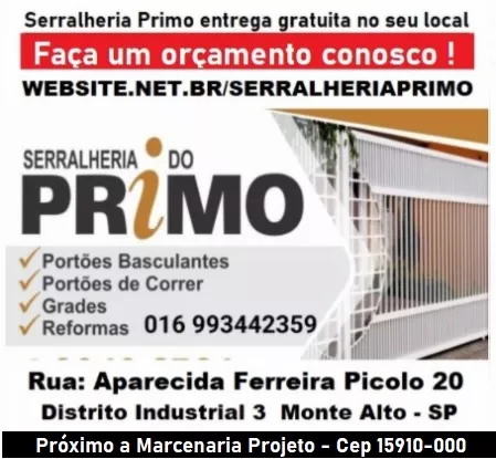 Serralheria do Primo
