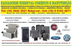 Mkt-RF Radiadores Roberval Stz