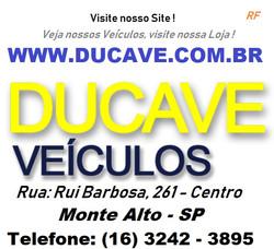 Ducave_Veículos_Monte_Alto_-_SP_-