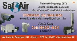 Sat Air Alarmes Stz
