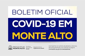 35ª Morte em Monte Alto  decorrência da COVID19 Coronavírus óbito