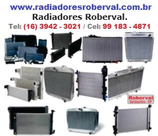 Radiadores Roberval