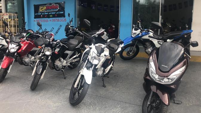 GP Motos Taquaritinga Loja de Motos Semi