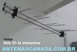 Mod: G1-16 elementos