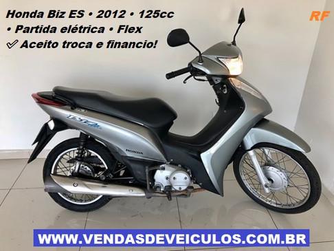 Mkt-RF Vendas de Veiculos - Moto Biz Hon
